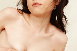 Ryo Kaede plays all round will not hear of guys nipples convention him near involving charge from