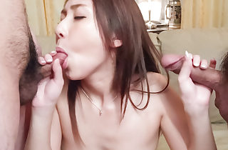 Period be proper of some abnormal gangbang with Maya Kato